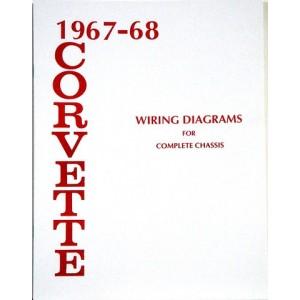 67-68 wire diagram book