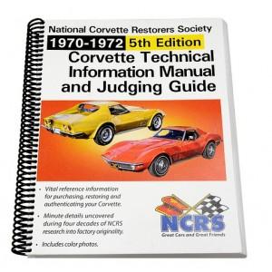 Books Service Assembly Manuals Corvette Kingdom