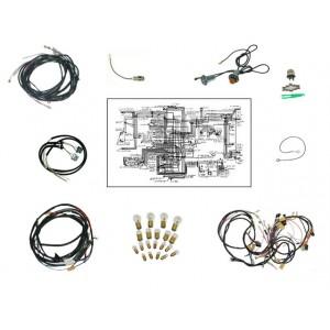 NOS GM 2973871 Resistor Connector 9-Wire