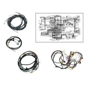 56 wire harness kit - manual transmission