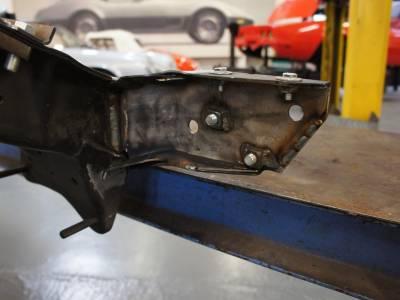 1972 Frame horn repair