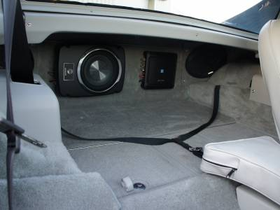 1977 Complete interior refurbishment and stereo install