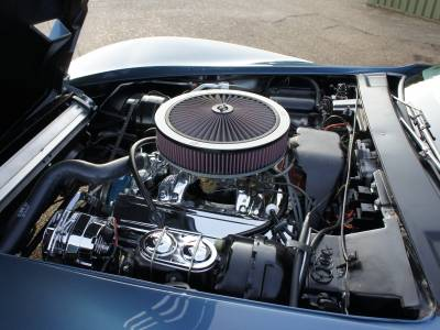 Engine bay dress up and power packages