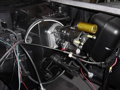 1970 Hydroboost power brake conversion