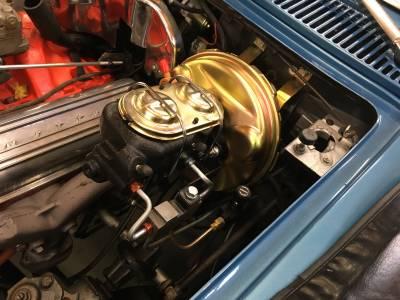 1964 Power brake conversion