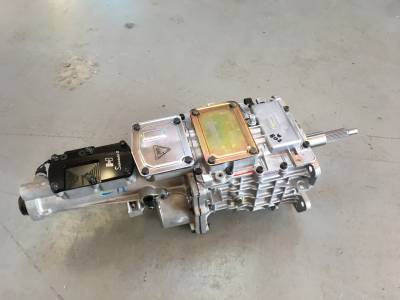 5 speed Tremec transmission