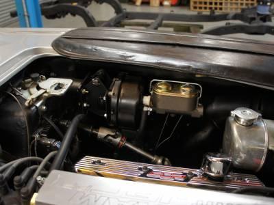 1962 Power disc brake conversion