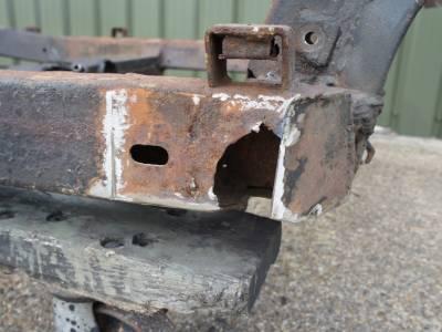 1967 Frame rust