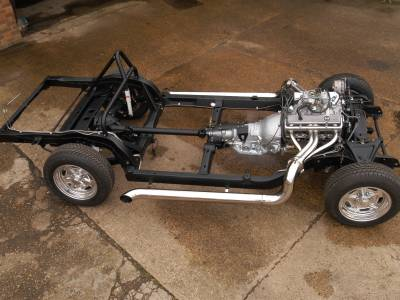Stingray Racer chassis 430hp 4 speed auto