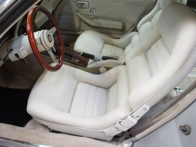 1978 Carpet replacement and later seats