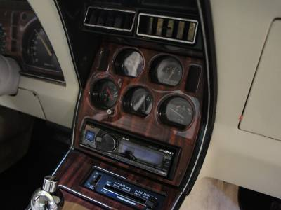 1978 Wood dash kit