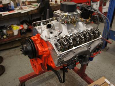 Engine rebuilds and modifications