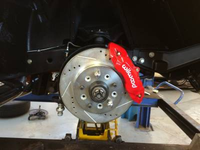 1972 Wilwood disc brake conversion