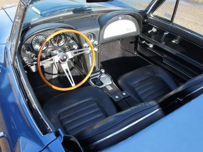 1966 Dash refurbishment and carpet replacement